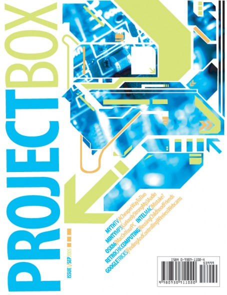 ProjectBox Magazine Cover