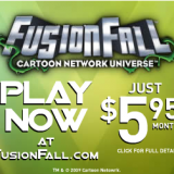 Cartoon Network Fusion Fall banners