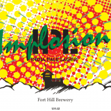 Implosion beer can