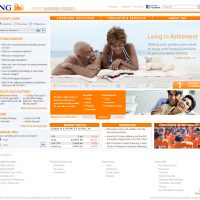 ING Homepage