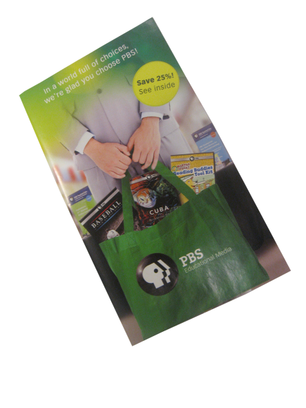 PBS Educational Media Conference Cover